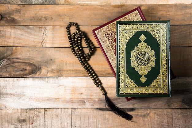 Corán, libro sagrado de los musulmanes