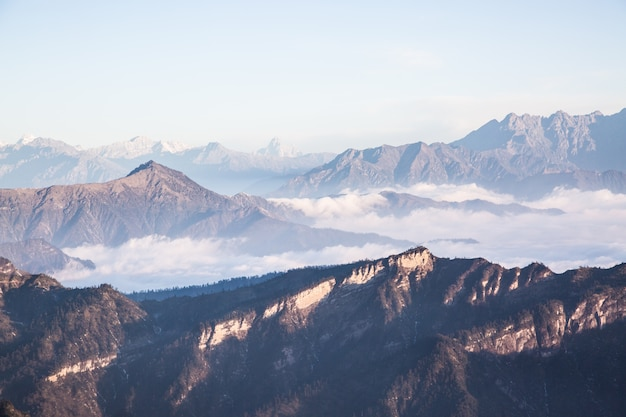 Cordilleras de montala