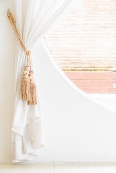 Cortina ventana decoracion interior