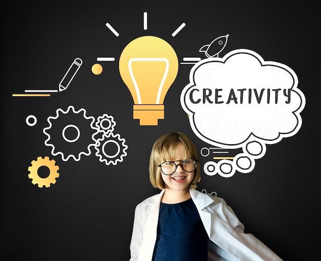 La creatividad del niño
