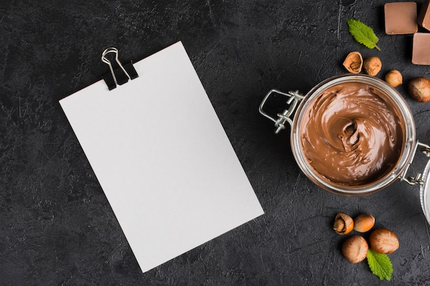 Crema de chocolate