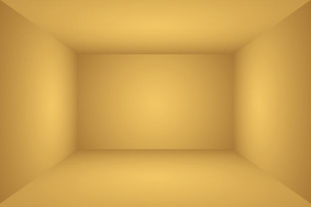 La crema ligera de lujo abstracta beige amarillenta tiene gusto del fondo de la textura de la seda del algodón. habitación studio 3d.