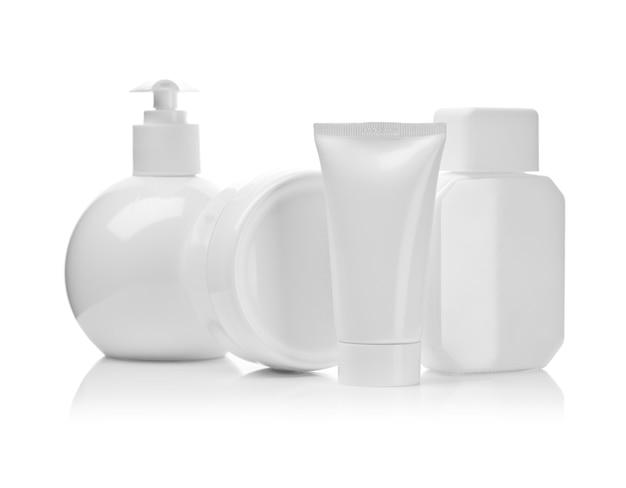 Crema de tubo de botella en aerosol