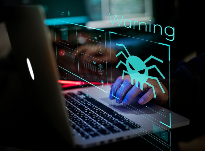 Crimen digital por un hacker anónimo