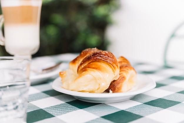 Croissant delicioso