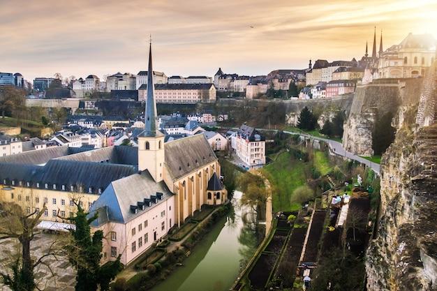 Cty de luxemburgo
