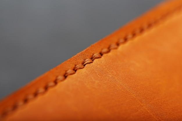 La cubierta del álbum está hecha de cuero genuino marrón, hecho a mano.