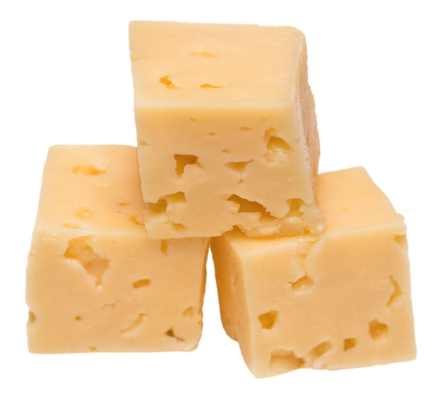 Cubitos de queso