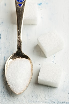 Cucharada de azucar