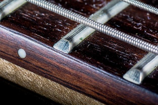 Cuerda de guitarra