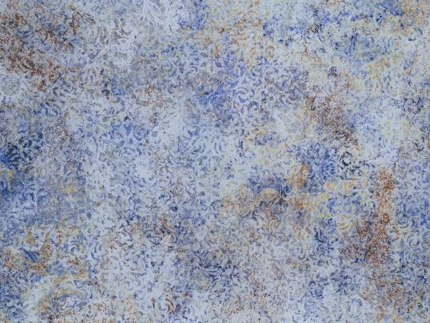 Damasco de fondo sin fisuras patrón floral. textura abstracta adecuada para telón de fondo, papel tapiz o diseño decorativo.
