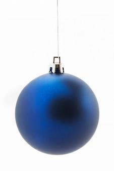 Decoración navideña aislada