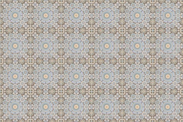 Decoración de la pared de azulejos de cerámica vintage. fondo de pared de azulejos de cerámica turca