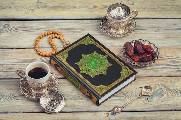 Decoración de vacaciones ramadán kareem