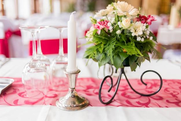 Decoraciones de la boda