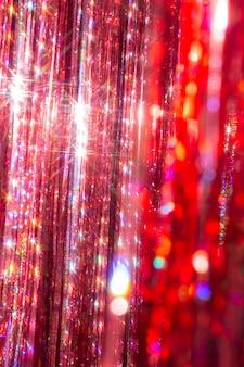Decoraciones de fiesta brillantes