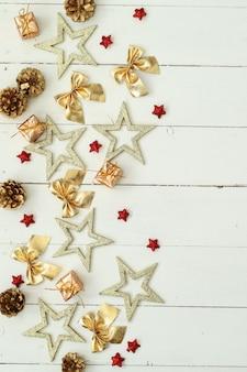 Decoraciones en forma de estrella