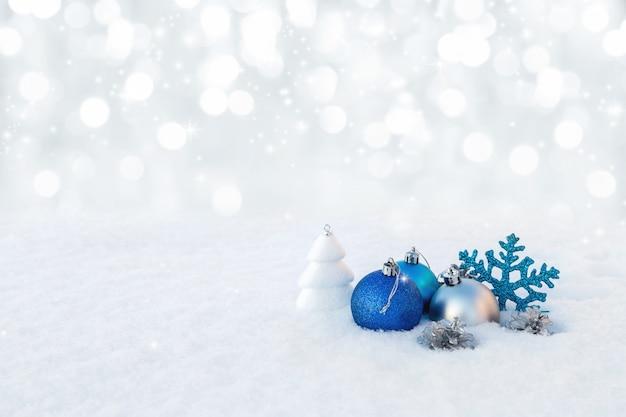 Decoraciones de navidad.