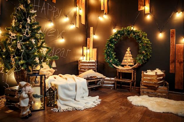 Decoraciones navideñas con estilo