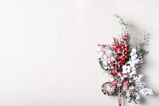 Decoraciones navideñas tradicionales