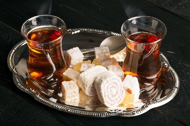 Delicias turcas tradicionales