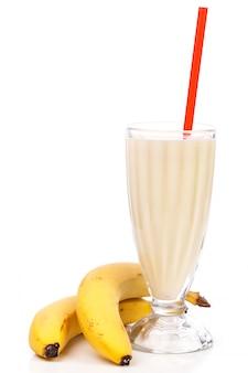 Delicioso batido de plátano