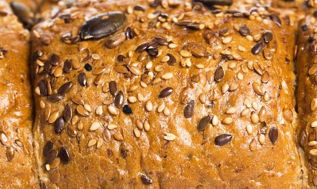 Delicioso pan hecho de buen trigo.