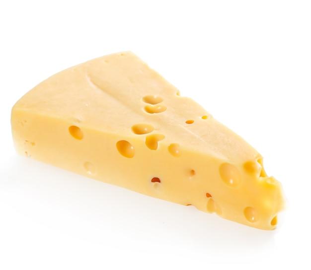 Delicioso trozo de queso