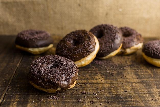 Deliciosos donuts