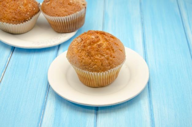 Deliciosos muffins para el desayuno