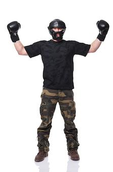 Deporte de autodefensa