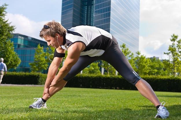 Deportes urbanos - fitness en la ciudad