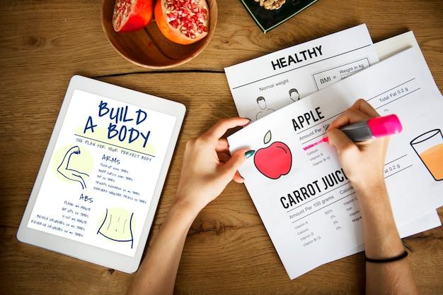 Desafío fitness body builder