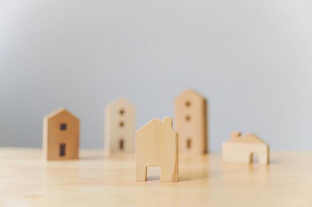 Desarrollador inmobiliario y concepto de gestión de inversión inmobiliaria