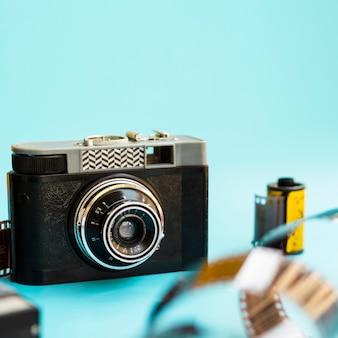 Desarrollo de dispositivo de cámara de vista frontal