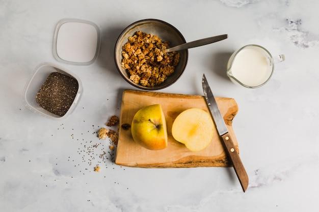 Desayuno con cereales