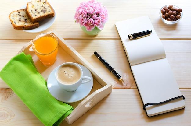 Desayuno creativo
