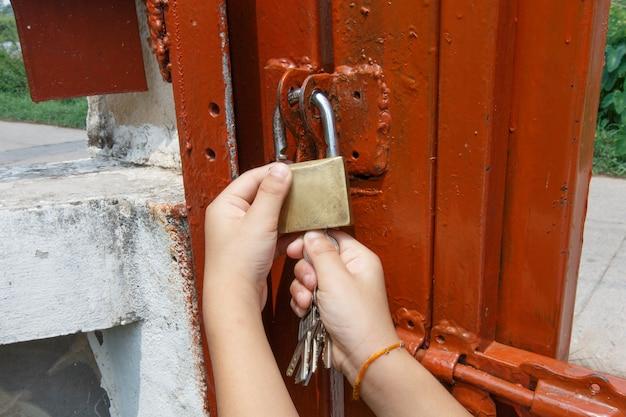 Desbloqueo de llave