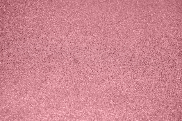 Desenfoque abstracto brillo de oro rosa brillo desenfocado luz bokeh