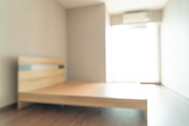 Desenfoque abstracto interior residencial para