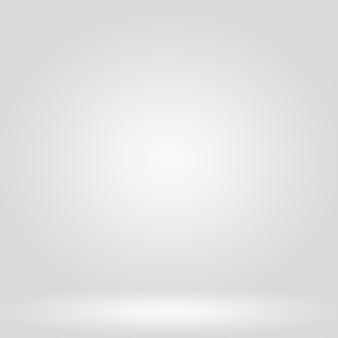 Desenfoque de lujo abstracto gradiente de color gris, utilizado como pared de estudio de fondo para exhibir sus productos.