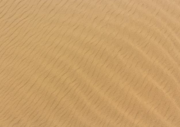 Desierto de fondo o textura de arena