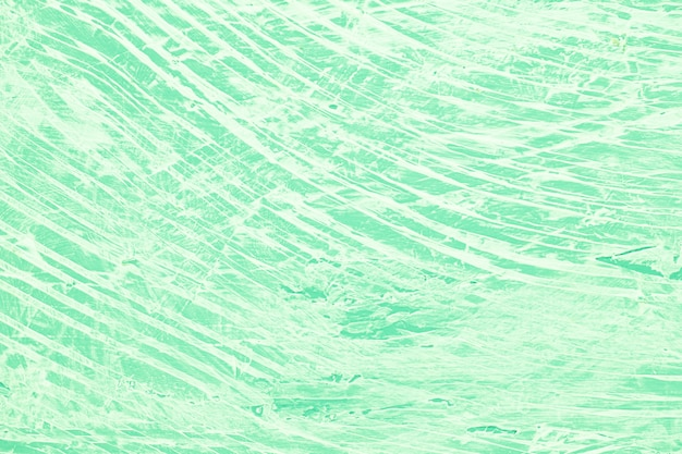 Desordenado fondo pintado de verde