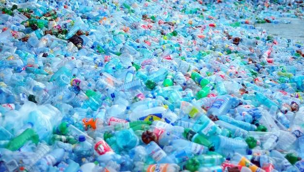 Desperdicios plásticos