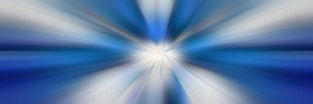 Destello brillante de luz explosión de luz
