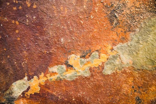 Detalle de textura de piedra rústica.