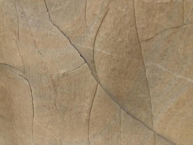 Detalles del fondo de textura de roca con grietas