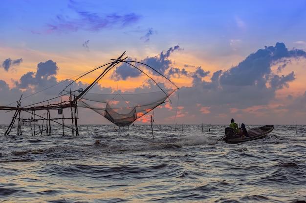 Un día en la comunidad pesquera de humedales