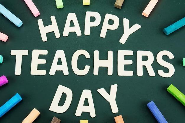 Dia mundial de los docentes