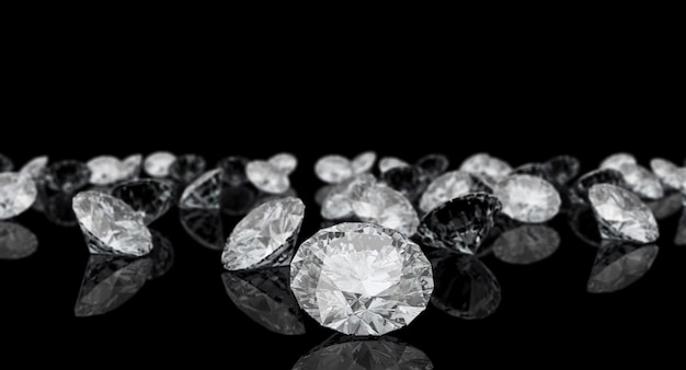 Diamante corte clásico